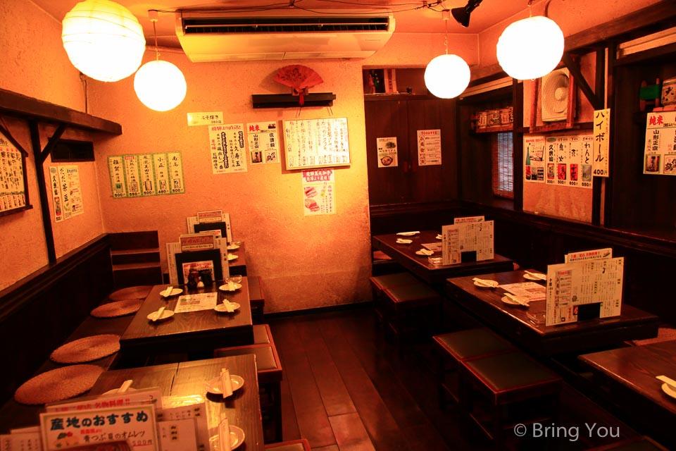 【新宿西口餐廳】十德居酒屋,體驗觀察日本人下班後神態的好地方