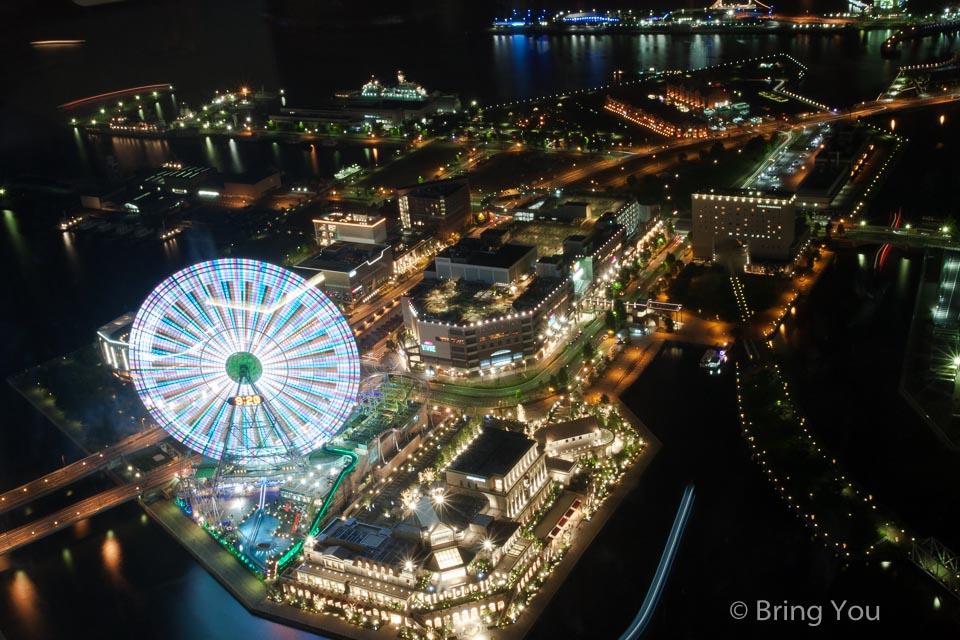 橫濱夜景-4