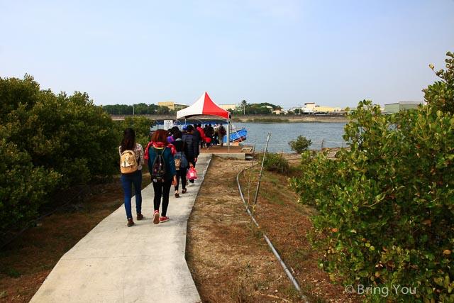 高雄旅遊景點 茄萣 濕地-28