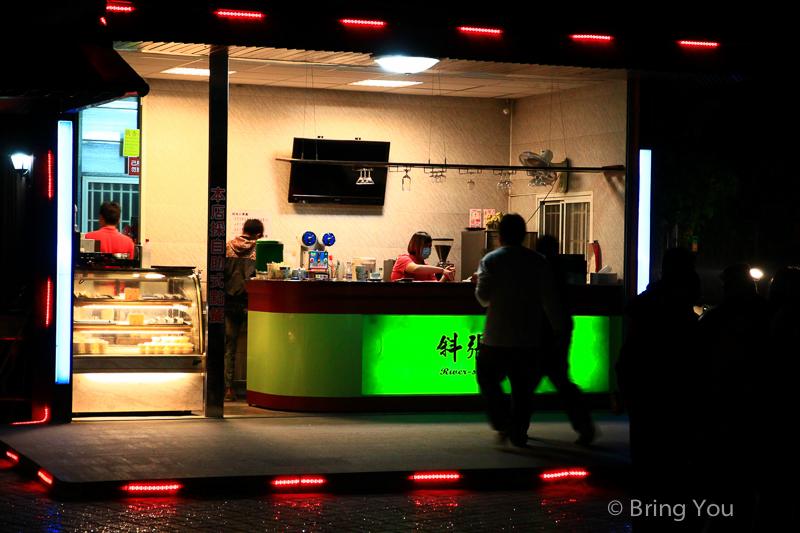 大樹夜景 斜張橋咖啡-6