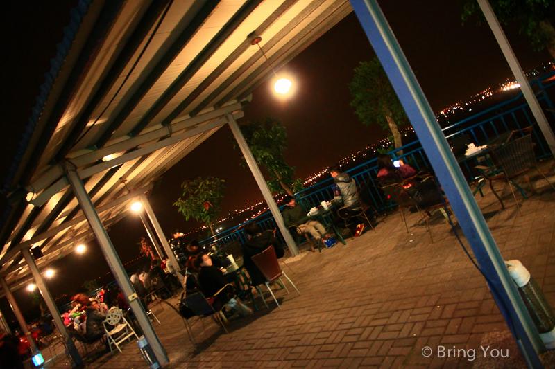 大樹夜景 斜張橋咖啡-7