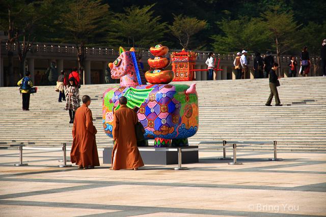 大樹旅遊 佛陀紀念館-10
