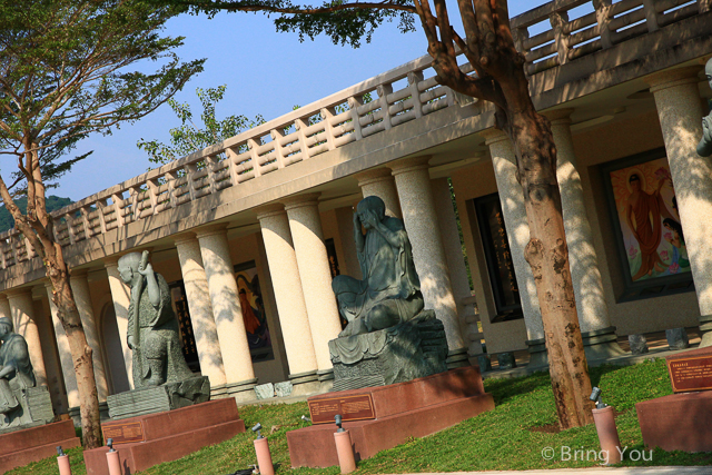 大樹旅遊 佛陀紀念館-13