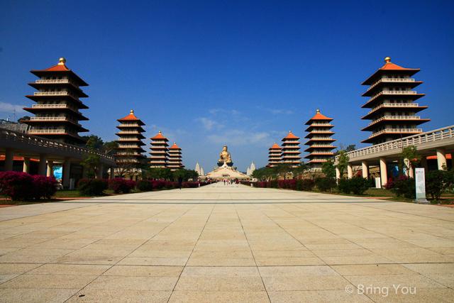 大樹旅遊 佛陀紀念館-8