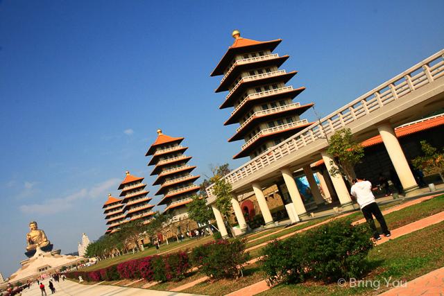 大樹旅遊 佛陀紀念館-9