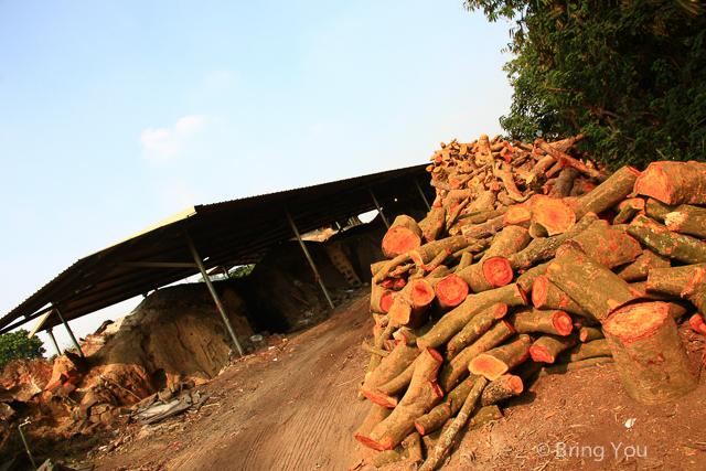 大樹旅遊 木炭窯-2