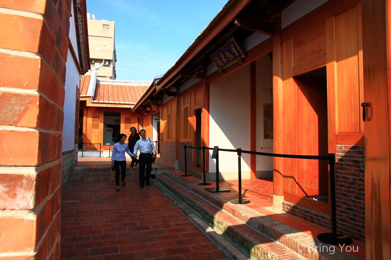 鳳山旅遊景點 鳳儀書院-39