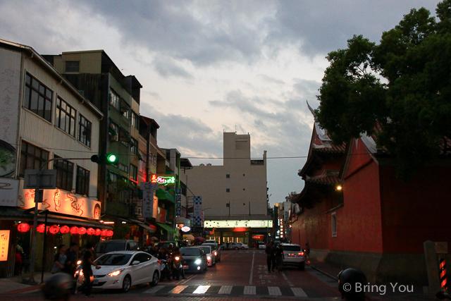台南赤崁樓美食-17