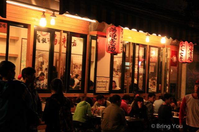 台南赤崁樓美食-34