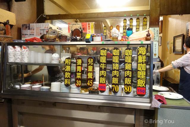 台南赤崁樓美食-9