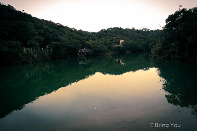 基隆景點 情人湖-2