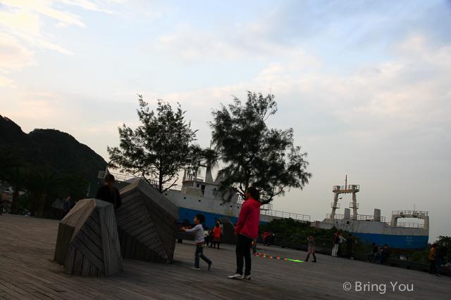 基隆景點 碧砂漁港-2