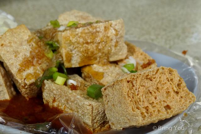 安平美食 臭豆腐-2