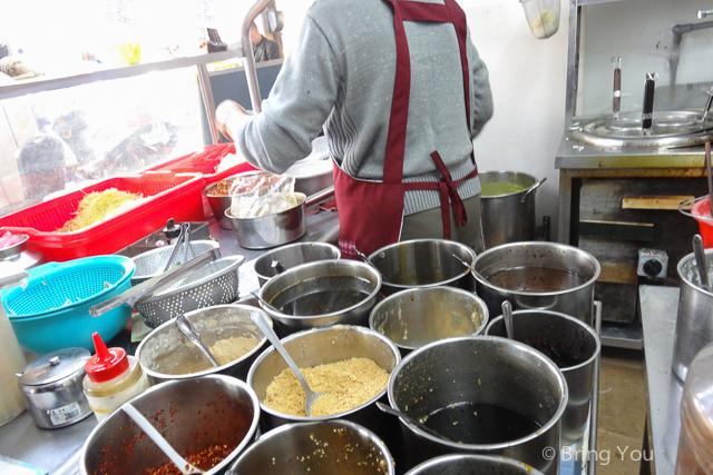 華新街 緬甸美食-2