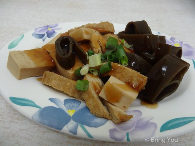 蔬菜排骨麵-2