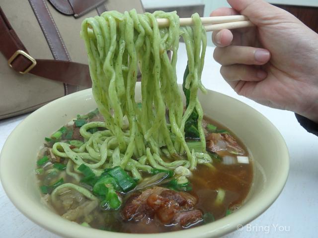 蔬菜排骨麵-6