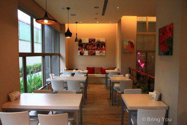 台中後火車站美食咖啡廳-4