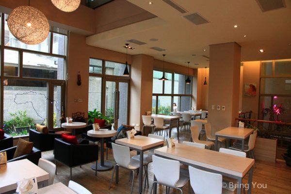 台中後火車站美食咖啡廳-5