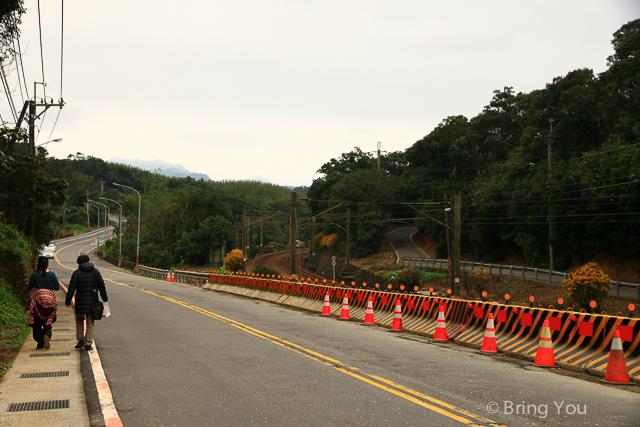 台北旅遊健行 草嶺古道