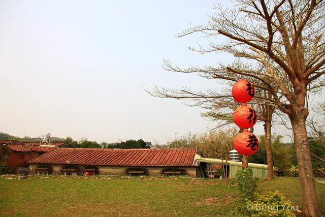 台南旅遊 南寮彩繪村-22