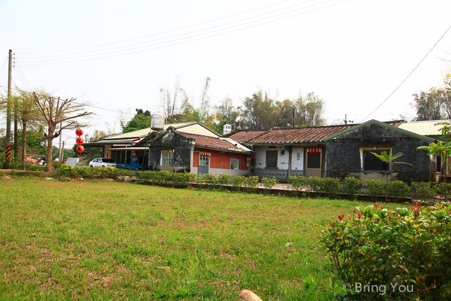台南旅遊 南寮彩繪村-24