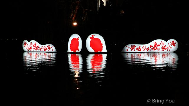 台南旅遊-月津港燈節-12
