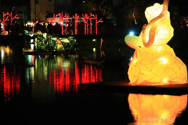 台南旅遊-月津港燈節-16
