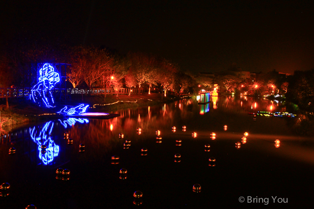 台南旅遊-月津港燈節-22