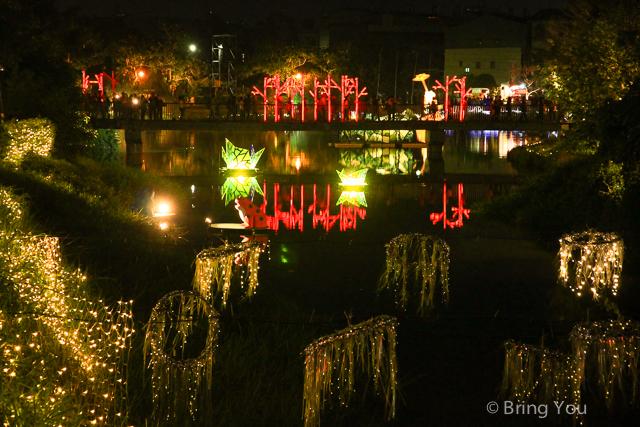 台南旅遊-月津港燈節-3