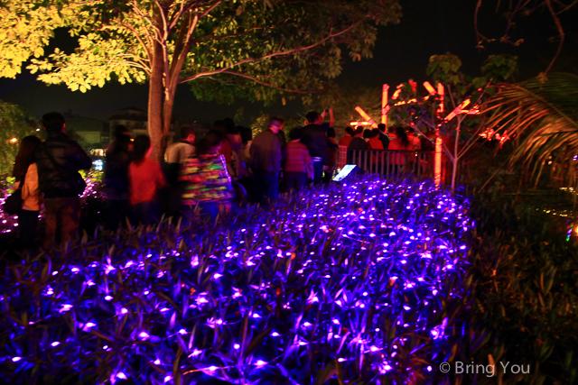 台南旅遊-月津港燈節-5