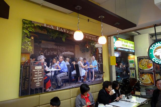 基隆火車站附近咖啡廳-11