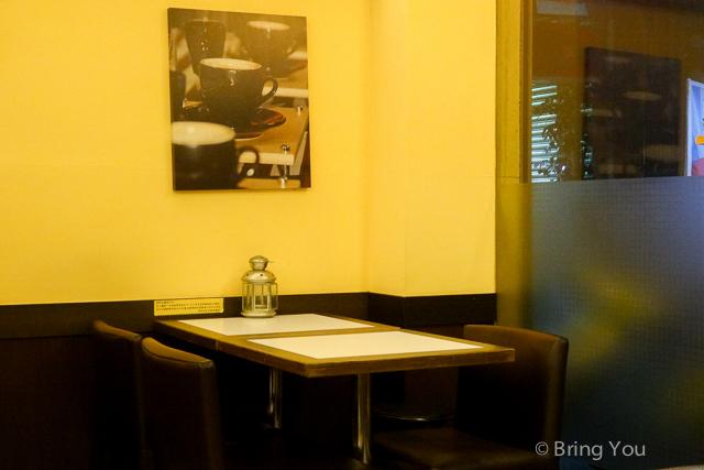 基隆火車站附近咖啡廳-2