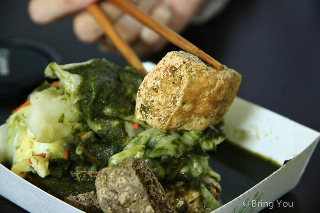 岡山臭豆腐 高雄美食-6
