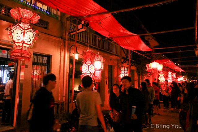 神農街燈籠