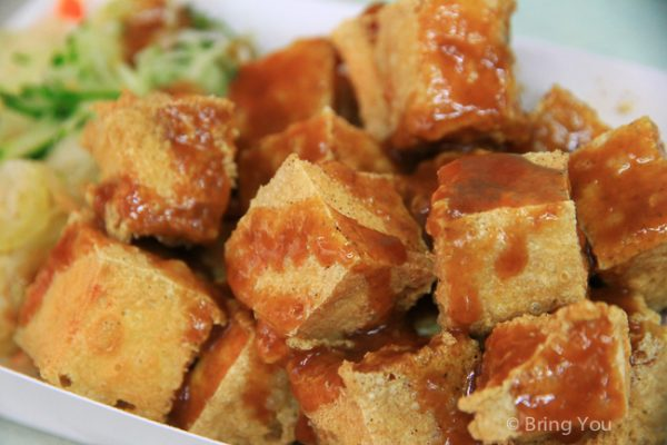 【台中美食】一中街必吃美食懶人包:麵食、炸雞排、臭豆腐、飲料