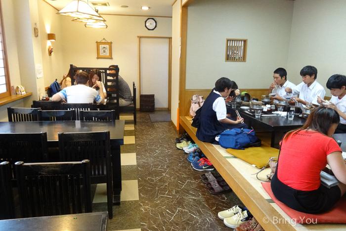 奈良志津餐廳-14