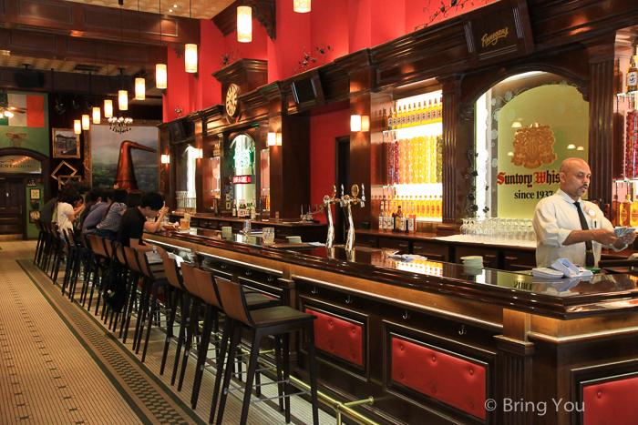 環球影城餐廳-11