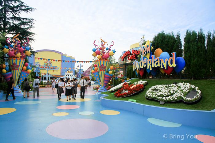 日本環球影城親子遊