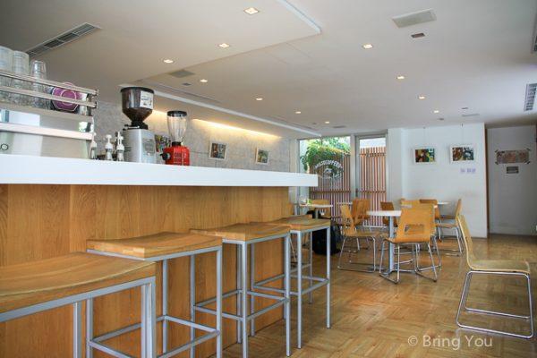 【台中西區咖啡廳】THE FACTORY mojocoffee:打造最佳看書、工作空間