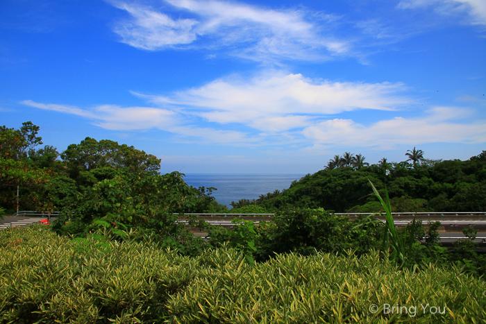 台東海線美景