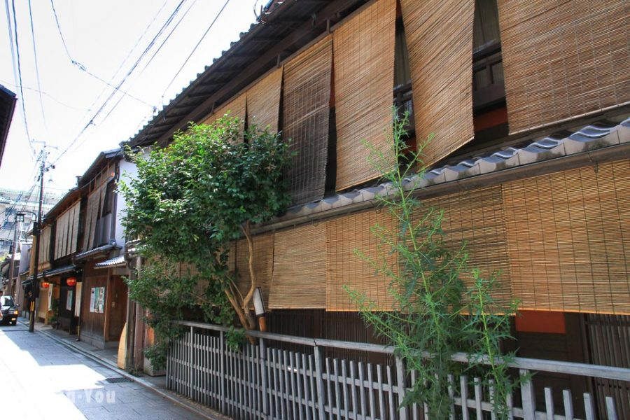 京都祇園花見小路