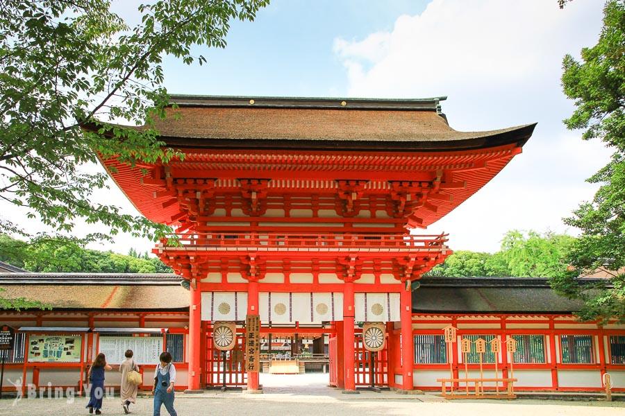 【京都景點】下鴨神社:京都女性求姻緣的河合戀愛神社&糺之森