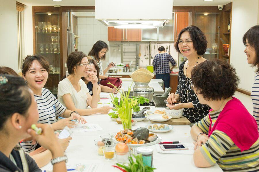 泰國料理廚藝教室1