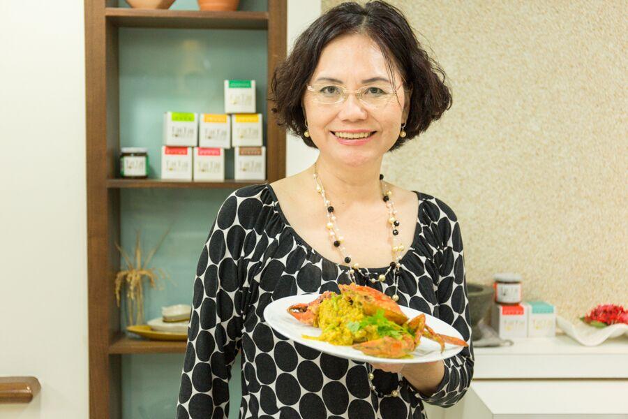 泰國料理廚藝教室2
