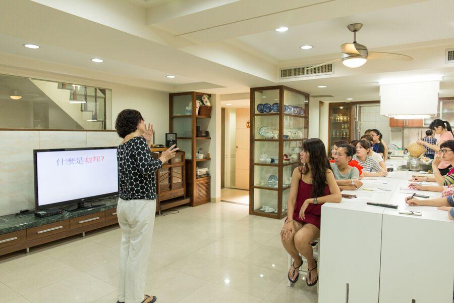 泰國料理廚藝教室31
