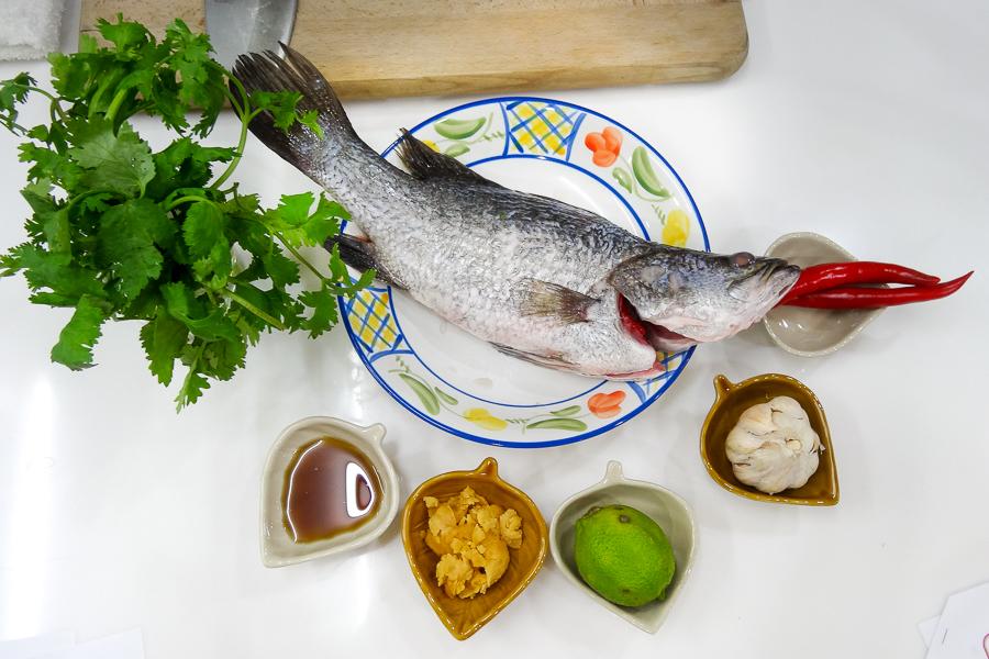 高雄廚藝教室fish