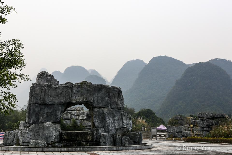 香橋岩溶國家地質公園-3