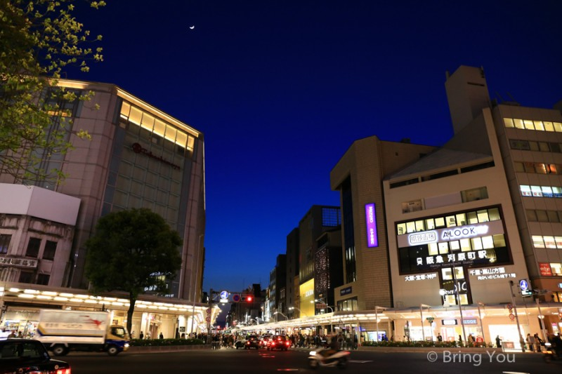 kawaramachi-shijo-dori