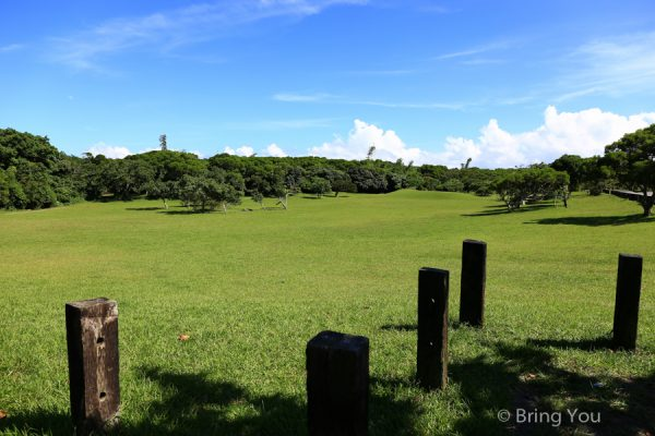 【墾丁景點】「社頂公園」珊瑚礁景觀,梅花鹿到底在哪?!