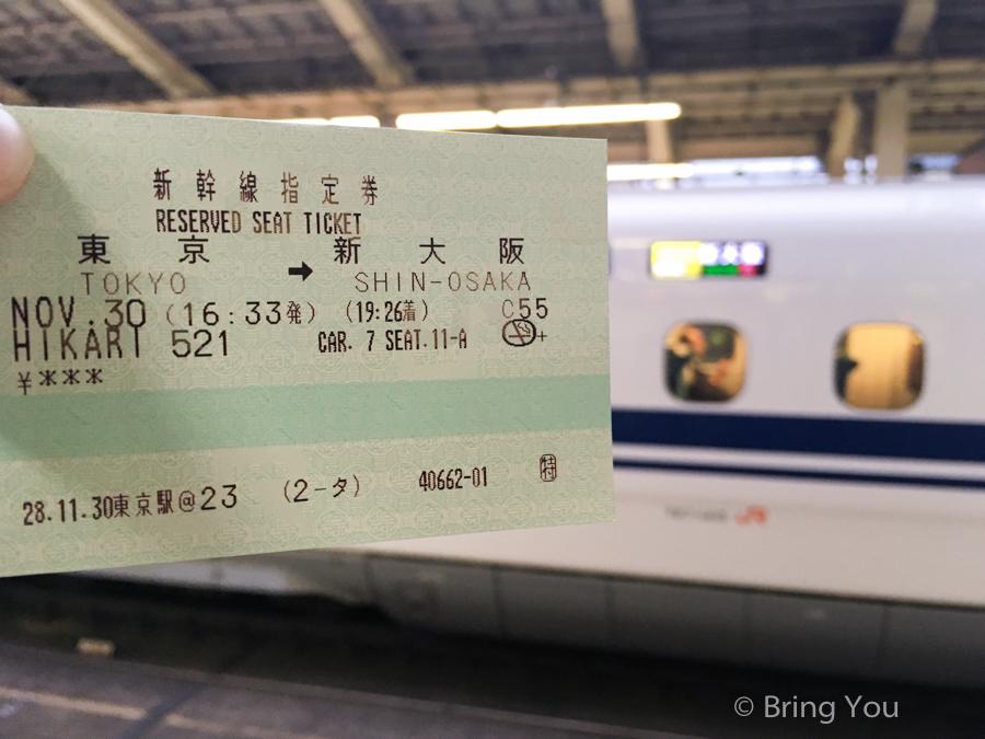 JR PASS全國版 七日券shinkansen